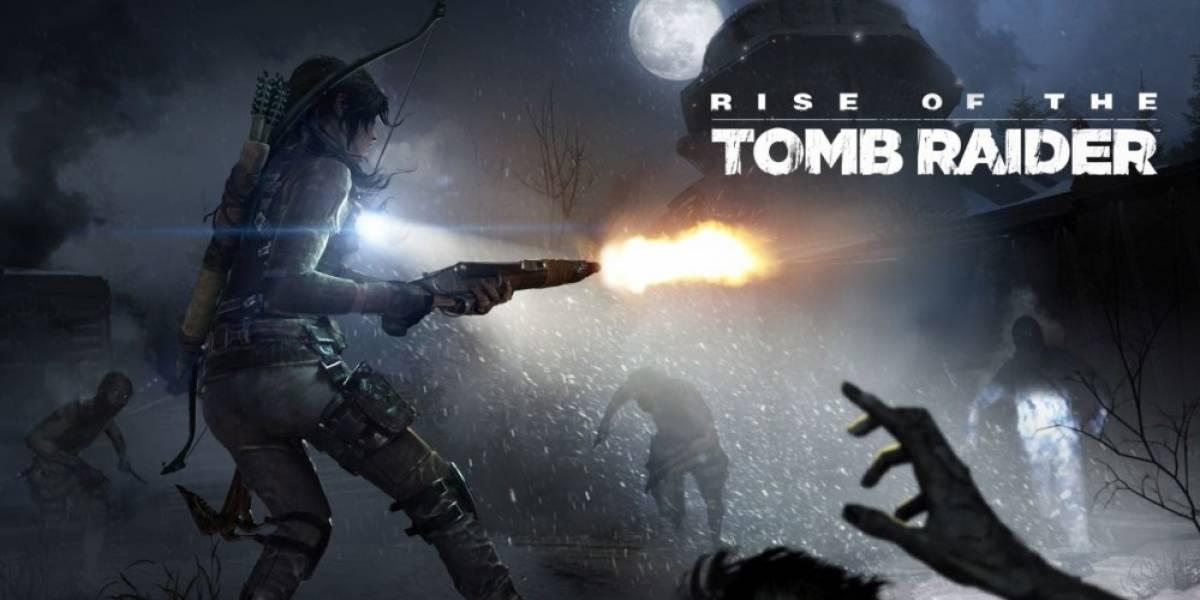 Ya hay fecha para la siguiente expansión de Rise of the Tomb Raider