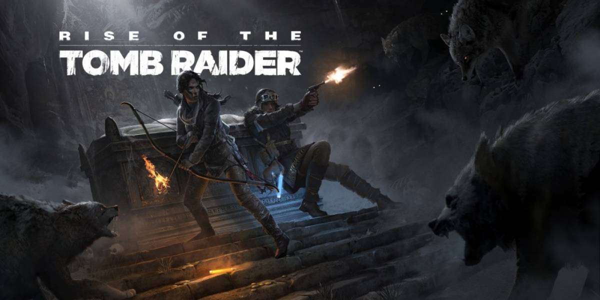 Rise of the Tomb Raider: 20 Year Celebration [NB Labs]