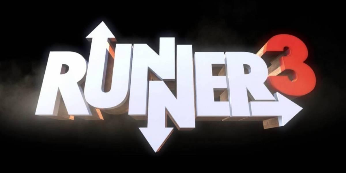 Se anuncia Runner3, la nueva entrega de la serie Bit.Trip