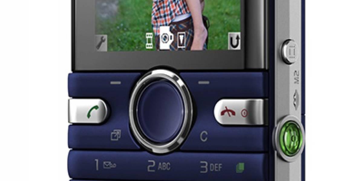 Sony Ericsson S312: Básico con de todo un poco