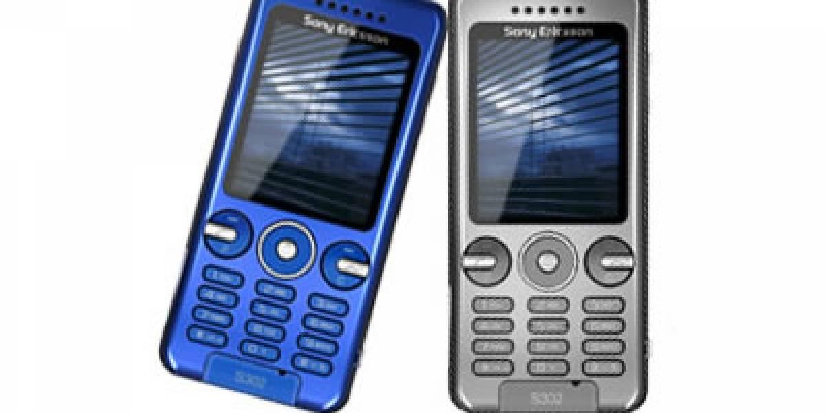 Nuevo Sony Ericsson S312