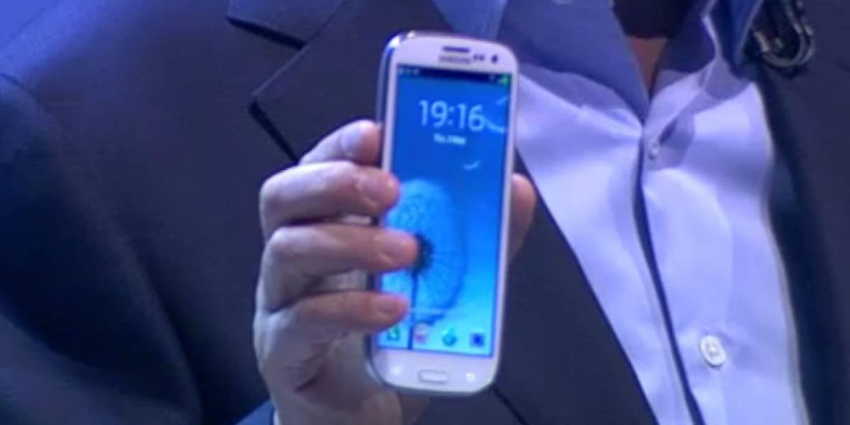 """Galaxy S III integra """"interacciones naturales"""", reacciona a la voz, tacto y ojos"""