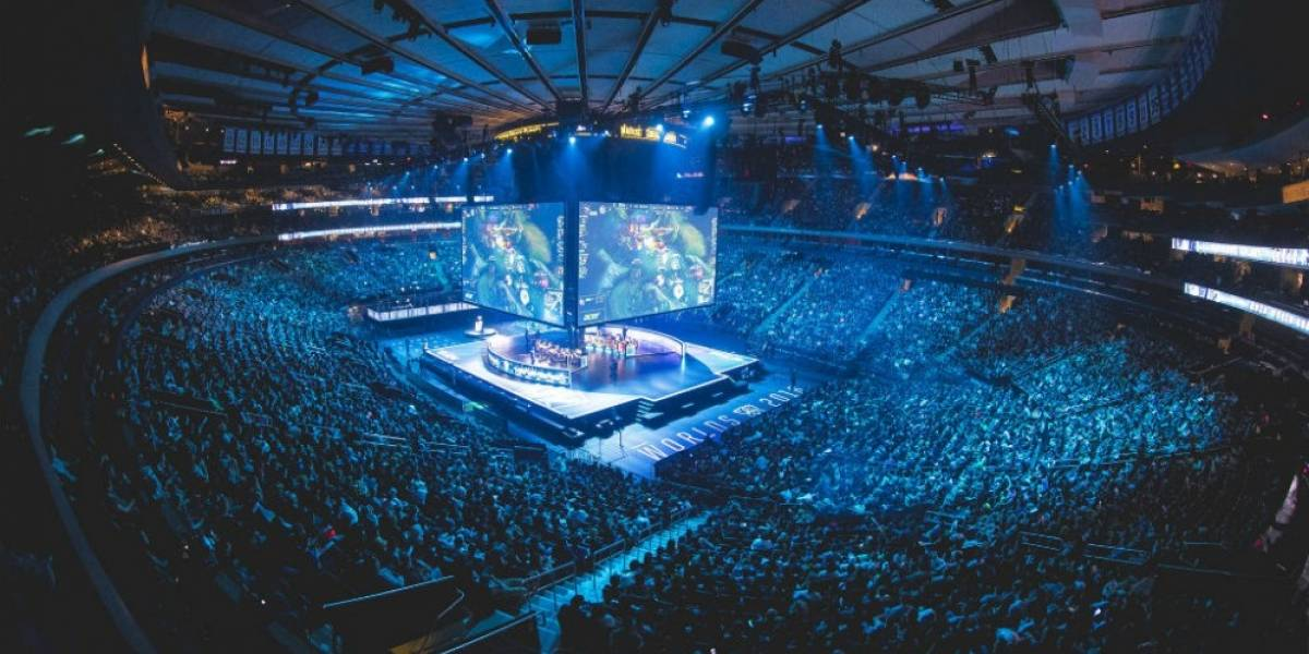 La final del mundial de League of Legends se celebra este sábado