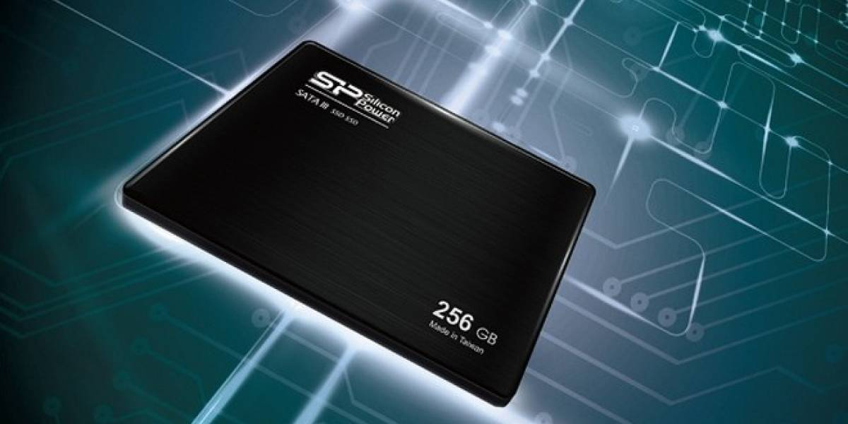 Silicon Power presenta su nuevo SSD ultra delgado: Slim S50
