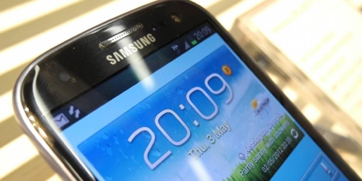 Samsung Galaxy S III a primera vista