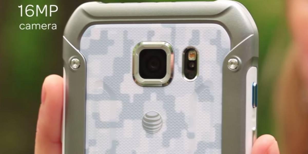 AT&T anuncia oficialmente el Samsung Galaxy S6 Active