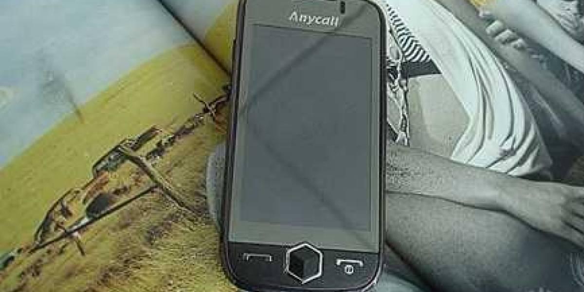 Futurología: Samsung S8000 sería el hermano menor del S8300
