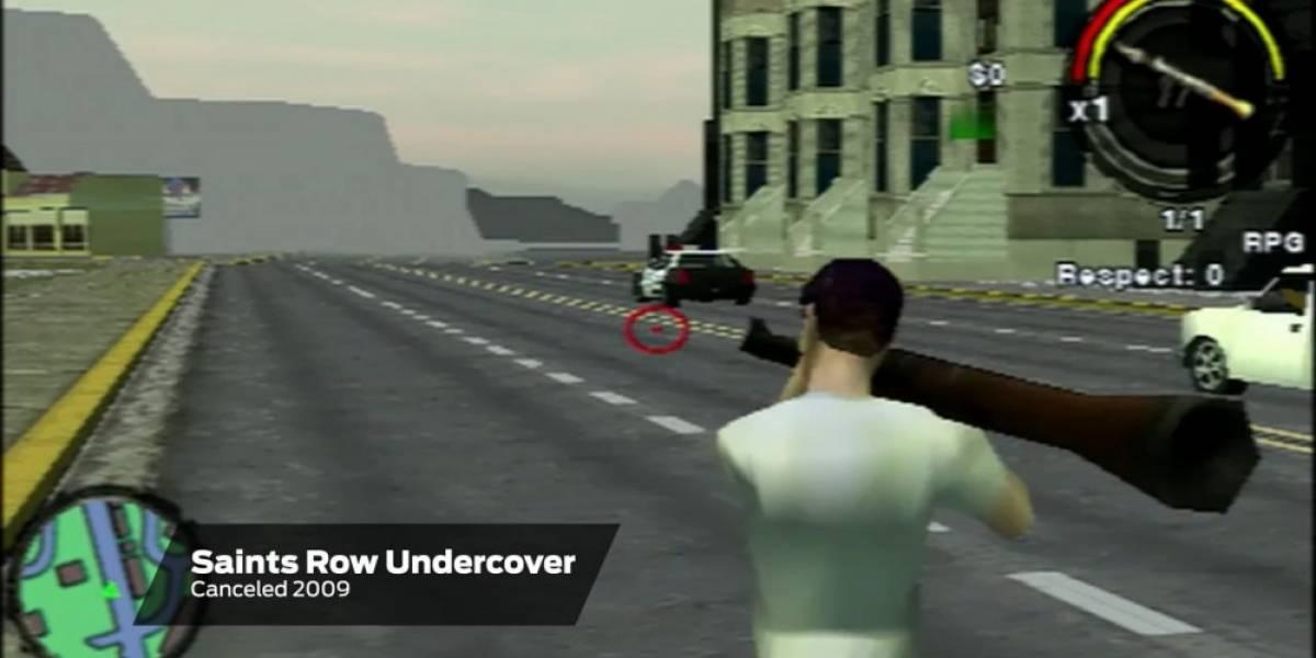 Alerta de juego gratis: Volition lanza el Saints Row cancelado de PSP