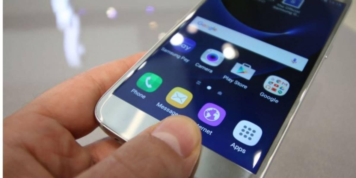 El Galaxy S8 tendría scanner óptico de huellas dactilares