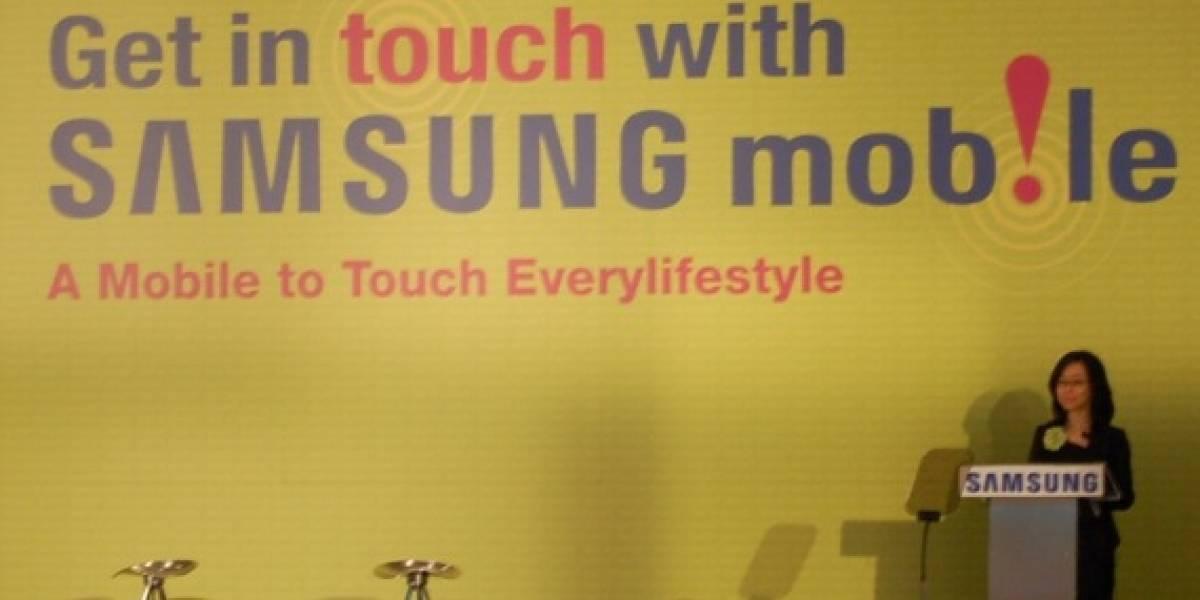 MWC09: Samsung cree que en la variedad esta el secreto