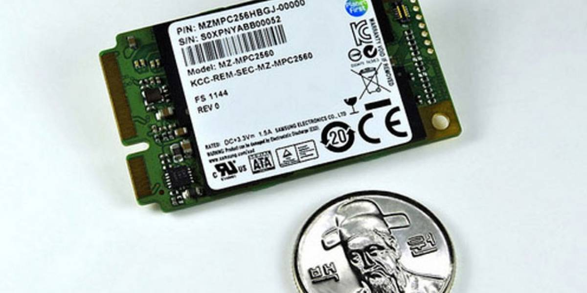 La línea de micro SSD de Samsung se actualiza