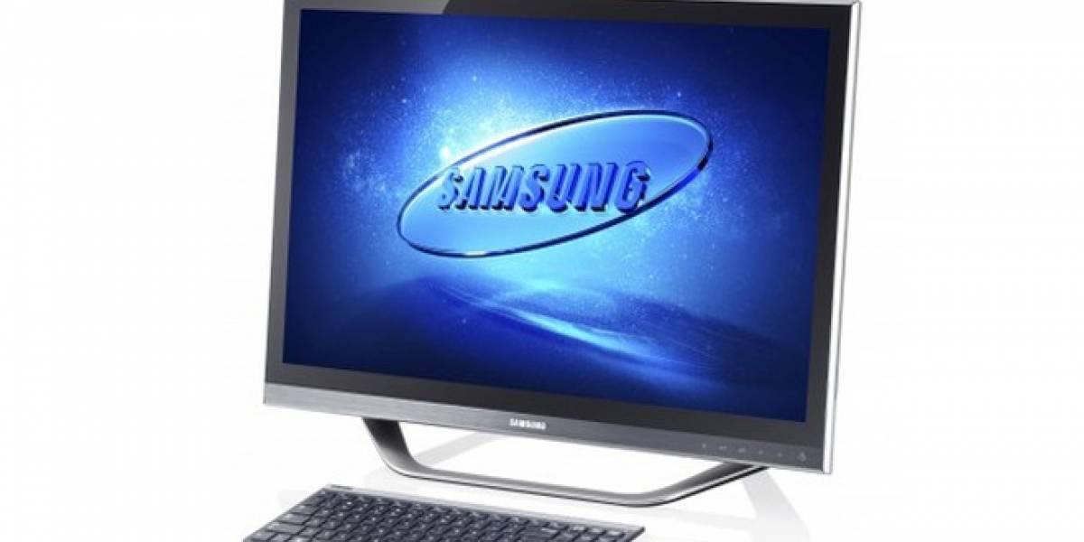 Samsung presenta tres nuevos PCs Todo-En-Uno preparados para Windows 8