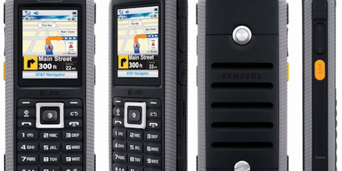 Samsung A567: La gigante coreana también tiene un todo terreno