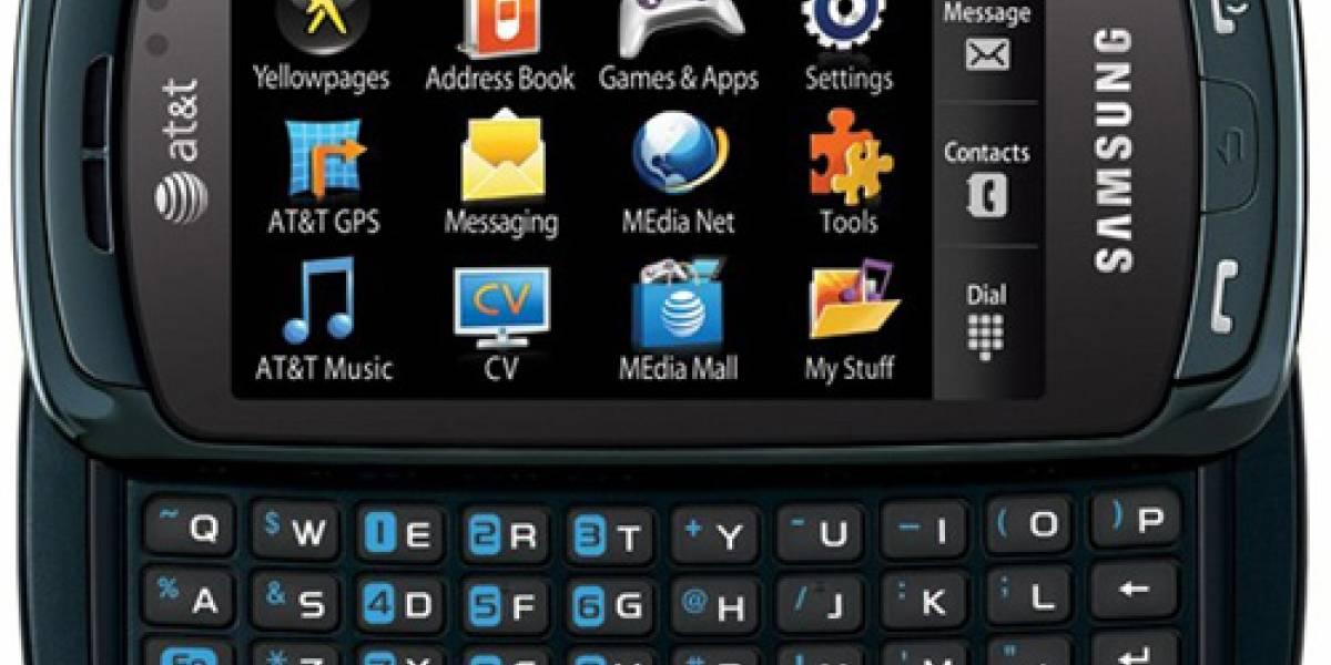 Futurología: Samsung A877 vería la luz a fin de mes