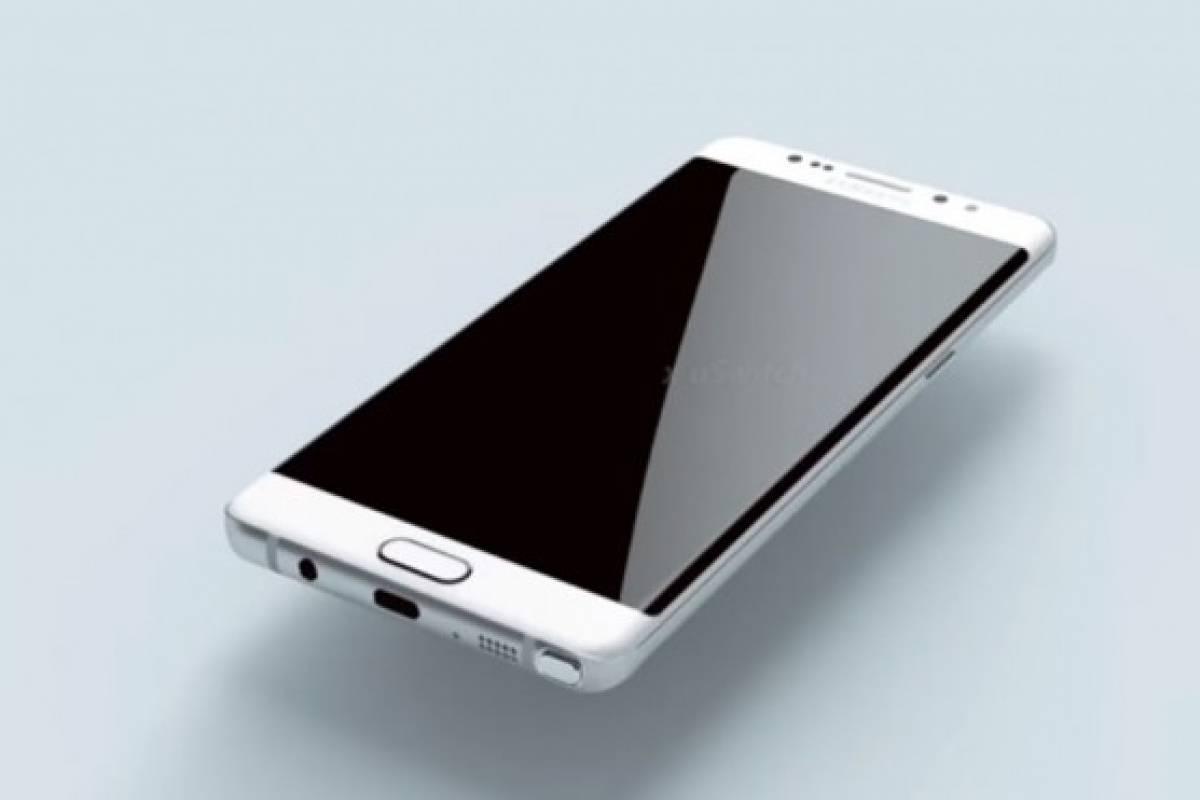 El próximo Galaxy Note podría lanzarse con Android Nougat