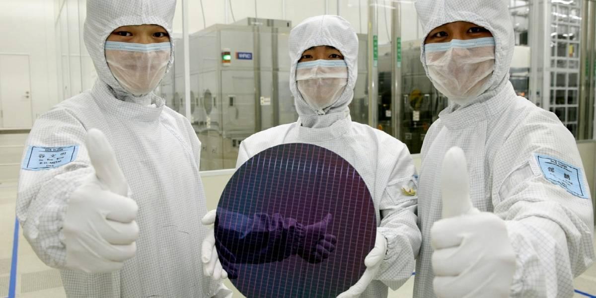 """La """"salvación"""" de Samsung está en los semiconductores"""