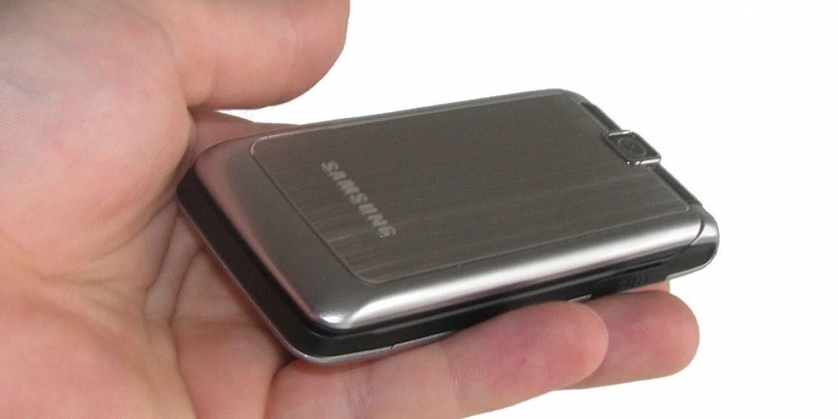 """Este es el nuevo """"celular almeja"""" de Samsung"""