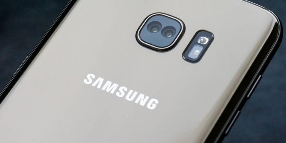 Samsung registra una patente de teléfono con doble cámara
