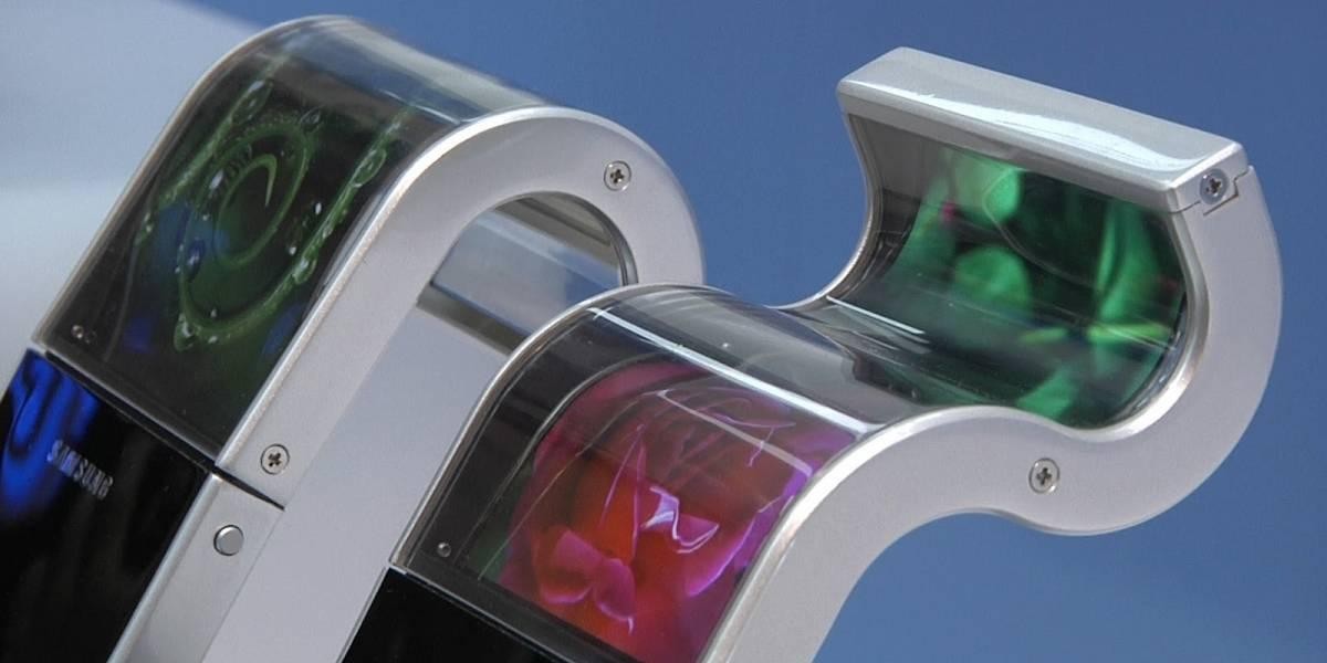 Samsung y su OLED Flexible llegará el 2012