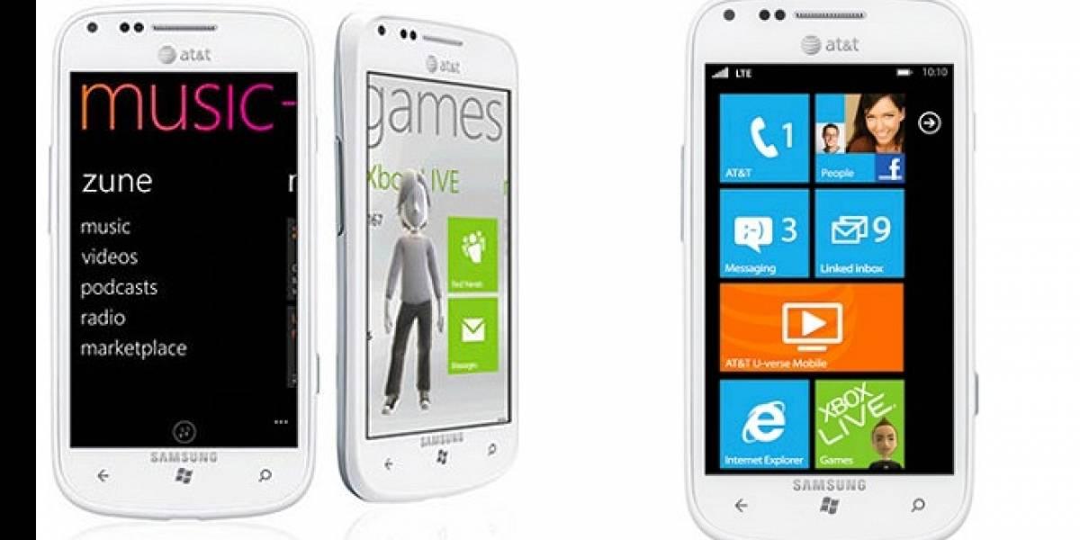 Samsung Focus 2 es presentado en Estados Unidos con el operador AT&T