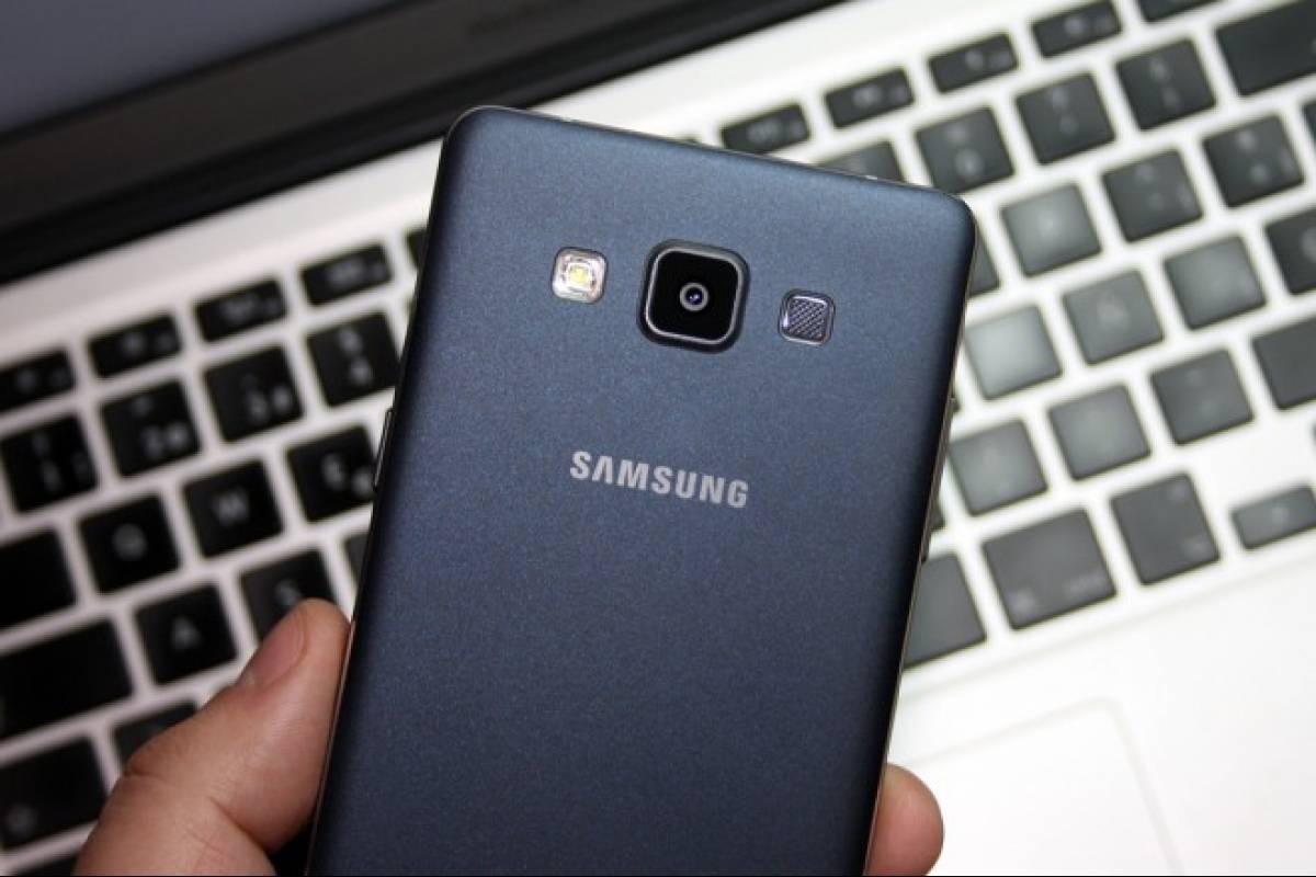 Android Marshmallow llega al Galaxy A5 de primera generación