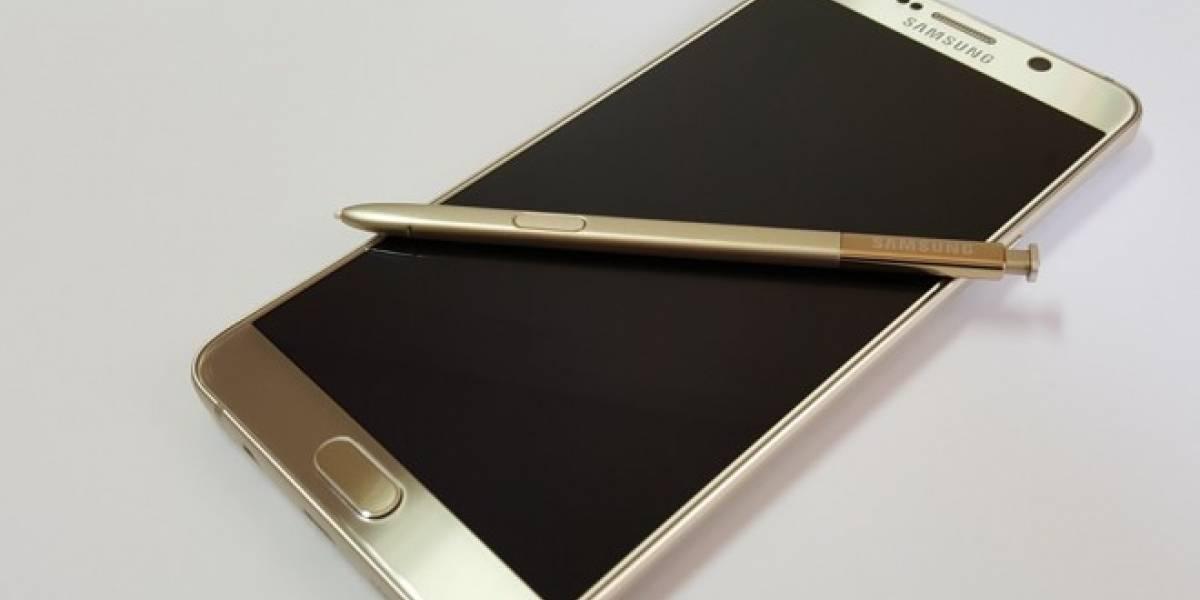 Se filtran fotos de Galaxy Note 7 y benchmark revela su memoria RAM