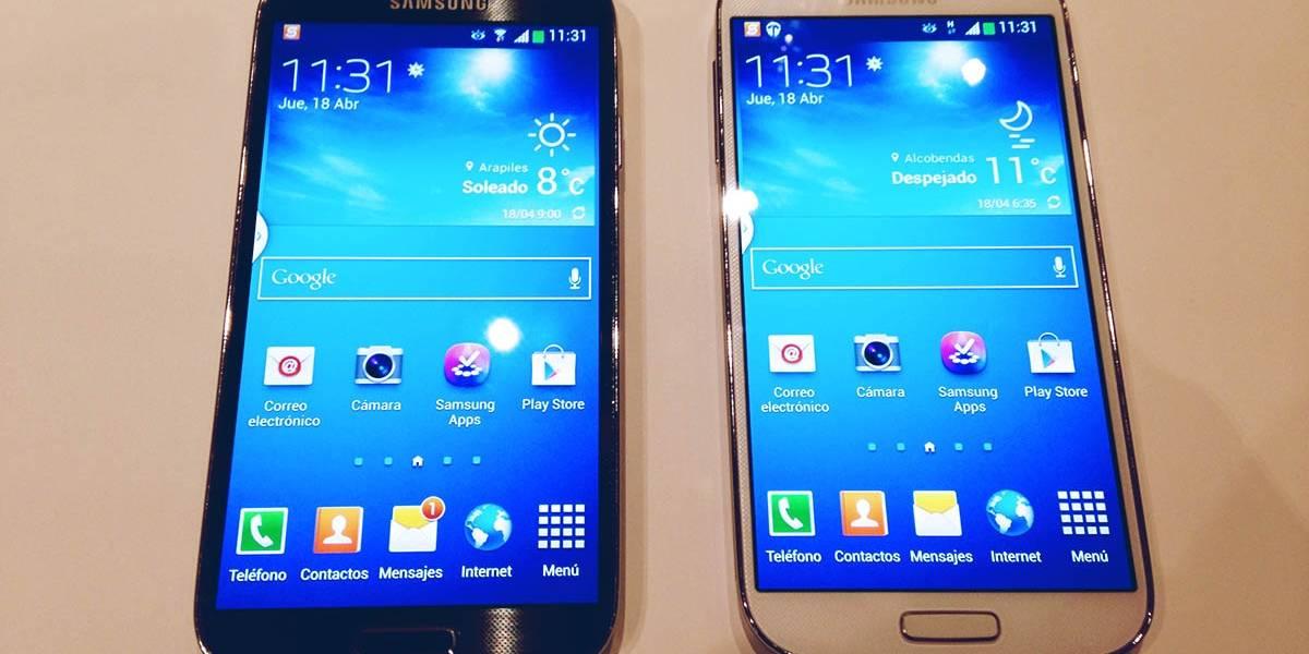 El Samsung Galaxy S4 resistente a agua y golpes se llamará 'Active' asegura WSJ