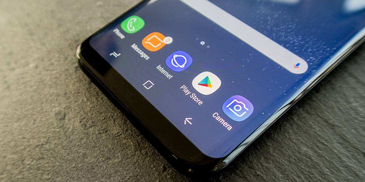 El Galaxy Note 8 tiene la mejor pantalla en la historia de un móvil