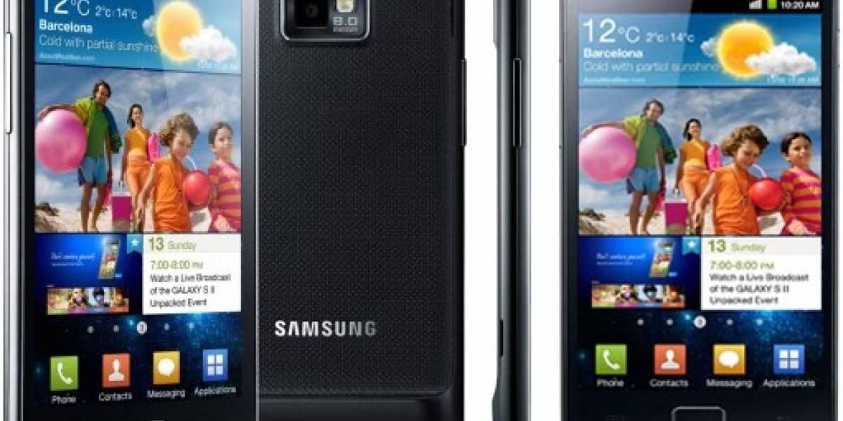Samsung ya ha vendido más de 10 millones de Galaxy S II