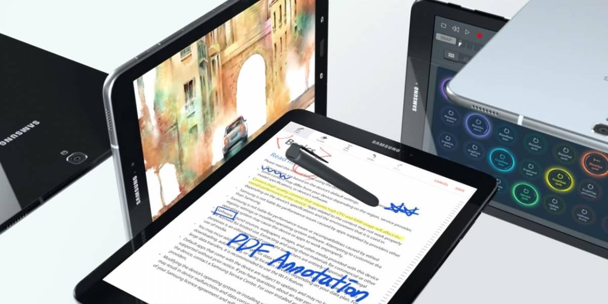 La Galaxy Tab S3 y Galaxy Book muestran su poder en nuevos videos