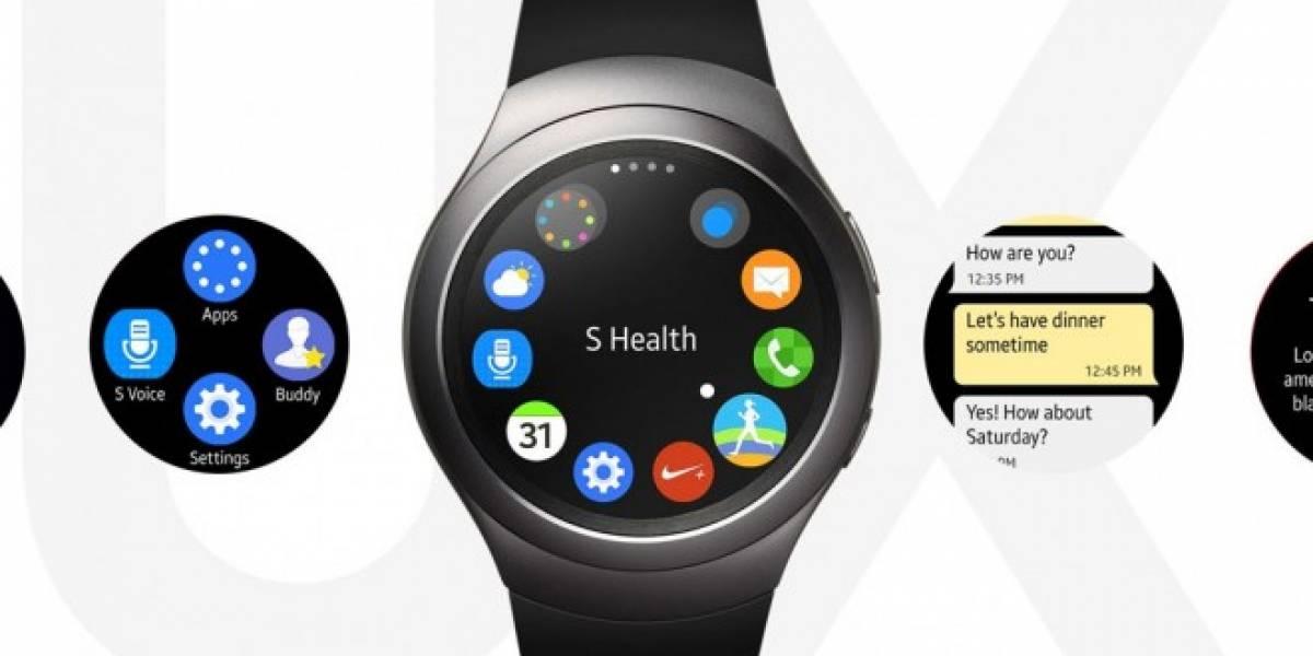 Se revela la fecha de presentación para el Samsung Gear S3