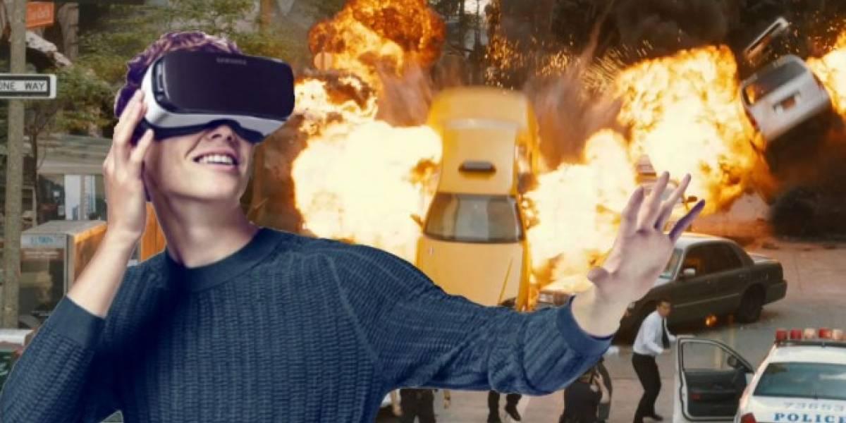 Samsung regala un Gear VR a quien compre el Galaxy S7