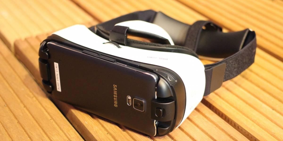 Encuentran la forma de que teléfonos de otras marcas funcionen con el Gear VR