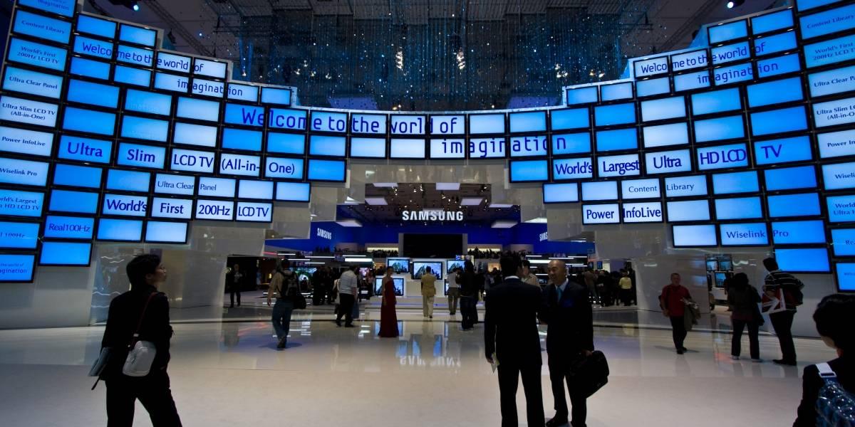 El futuro de Samsung incluirá chips de 64-bit en 2014, teléfonos 4K y pantallas doblables en 2015