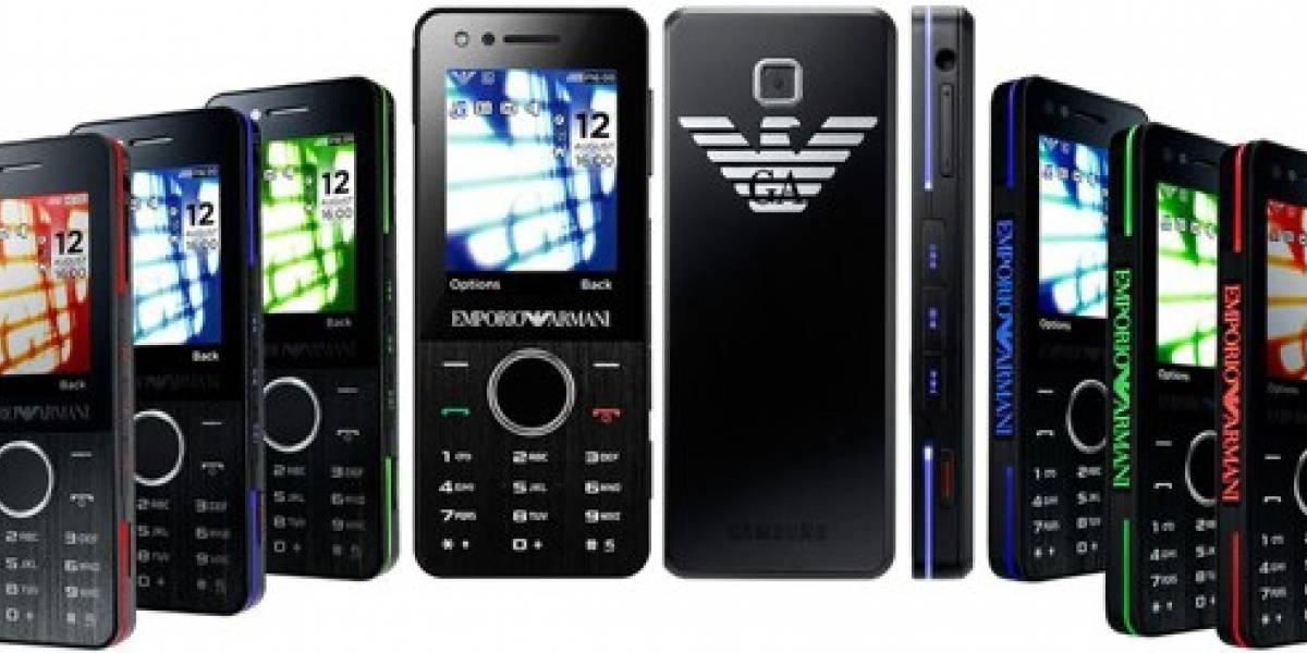 Llega a México el Emporio Armani Samsung NIGHT EFFECT