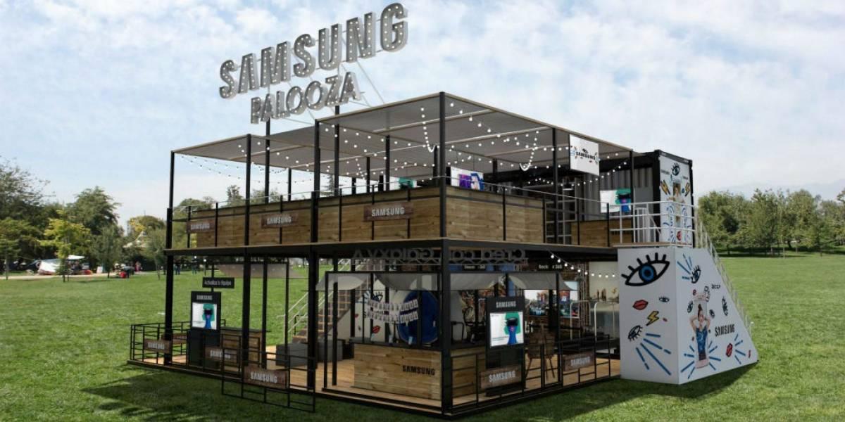 """Samsung """"rockeará"""" al pulso del 4D y de la Realidad Virtual en LollaPalooza"""