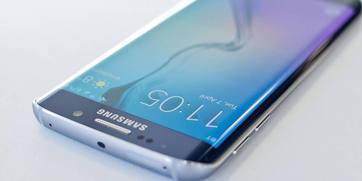 Usuarios del Galaxy S7 Edge reportan grave problema en la pantalla
