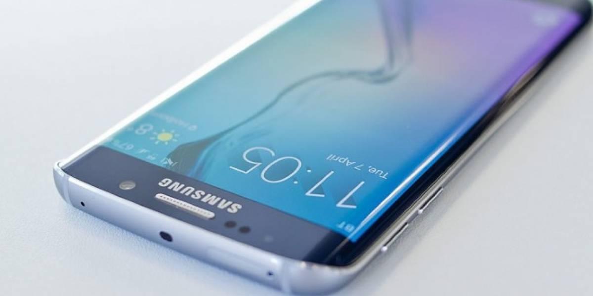 Samsung desarrollaría pantallas QLED para sus futuros smartphones