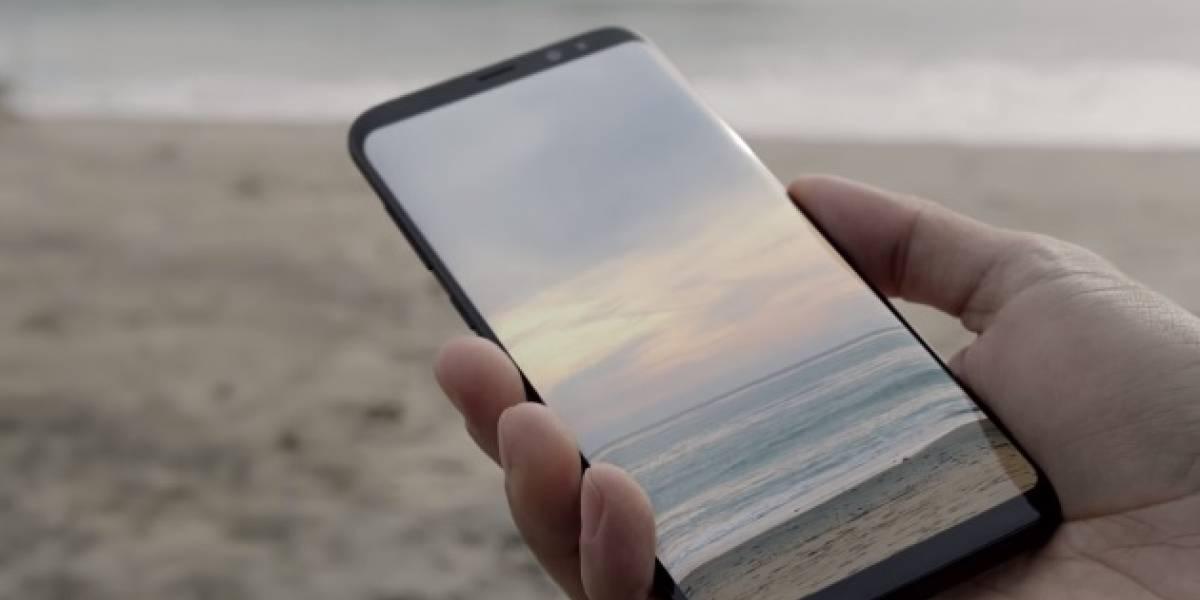Esquemas del Galaxy Note 8 muestran un avance en diseño