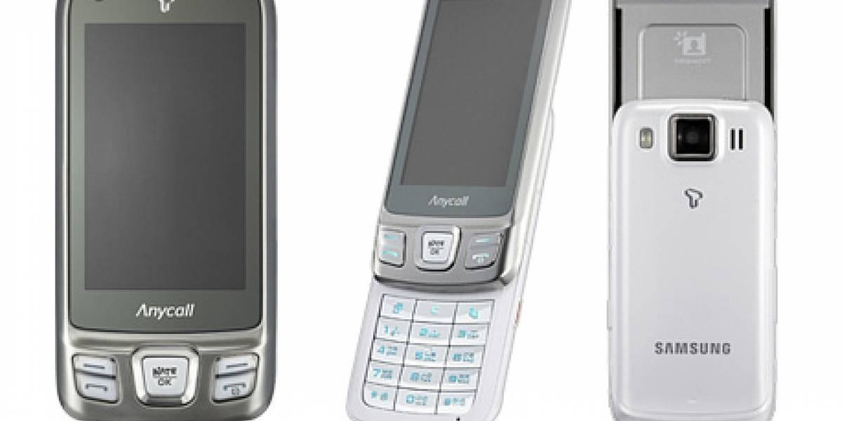 Samsung SCH-W760: Un móvil con cámara infrarroja