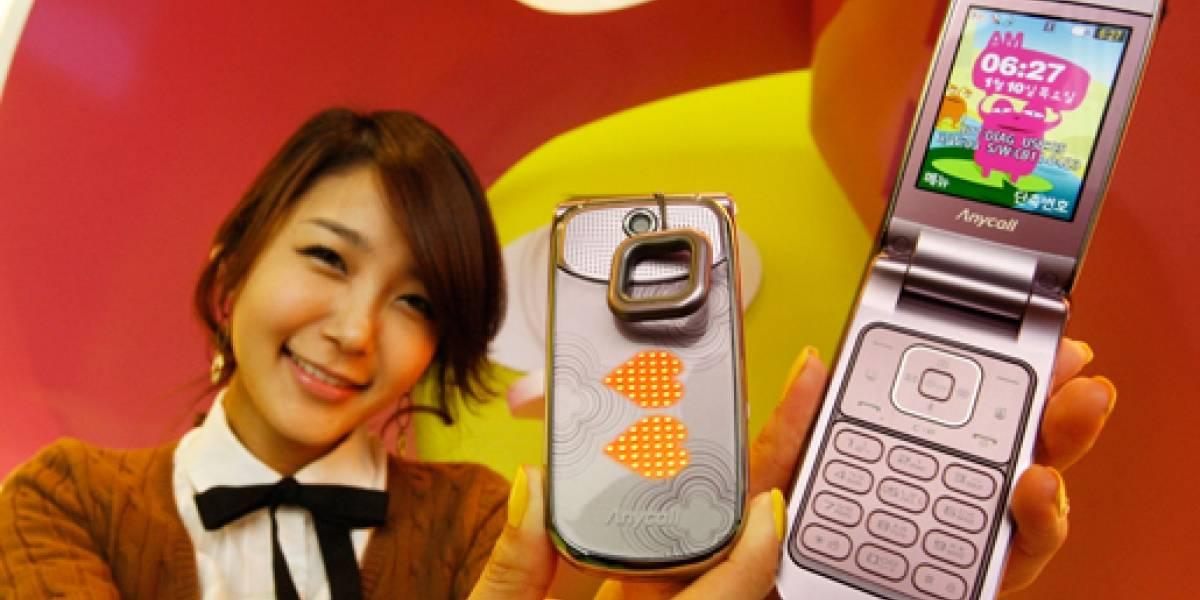 Samsung SPH-W7100: El teléfono chillón con sirena de 100dB