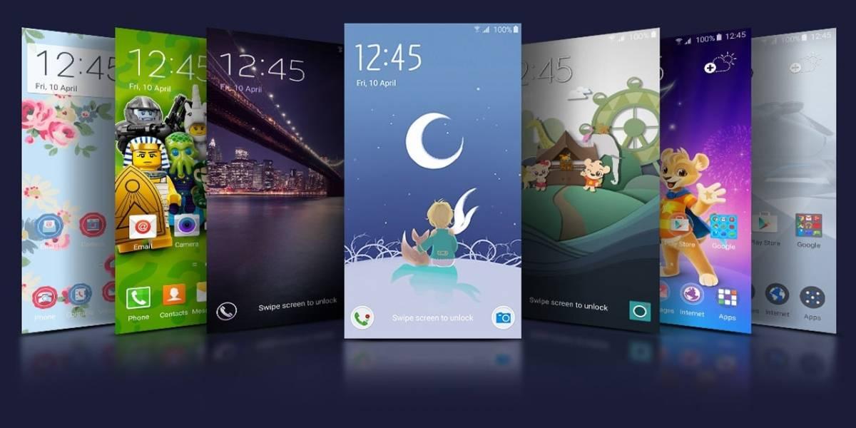 Samsung quiere que pagues por estos temas para tu teléfono