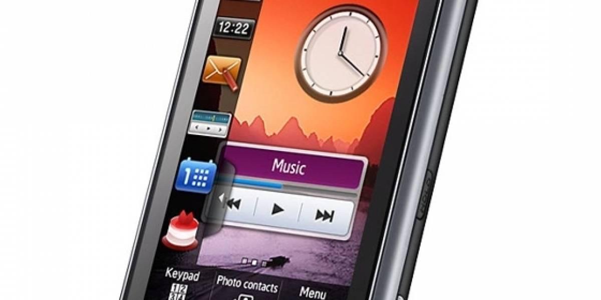 Samsung Tocco Lite: Cuando menos es más
