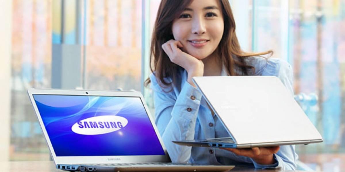 Samsung debuta con su primer ultrabook con lector óptico