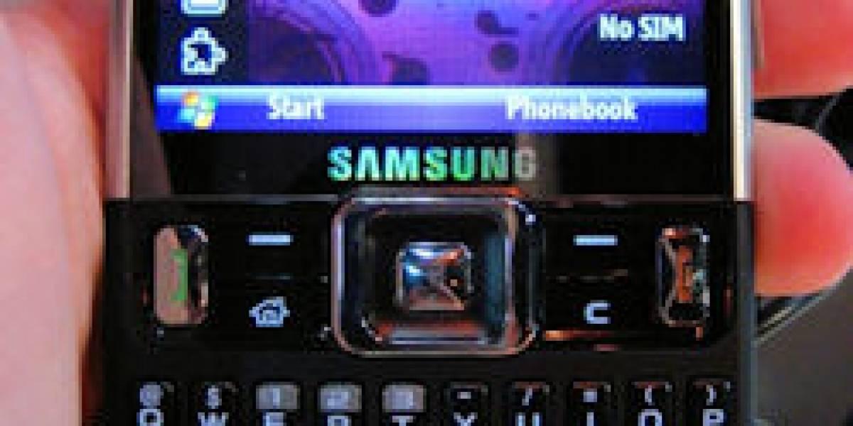 Futurología: El misterioso Samsung Valencia se dejó ver en la CTIA