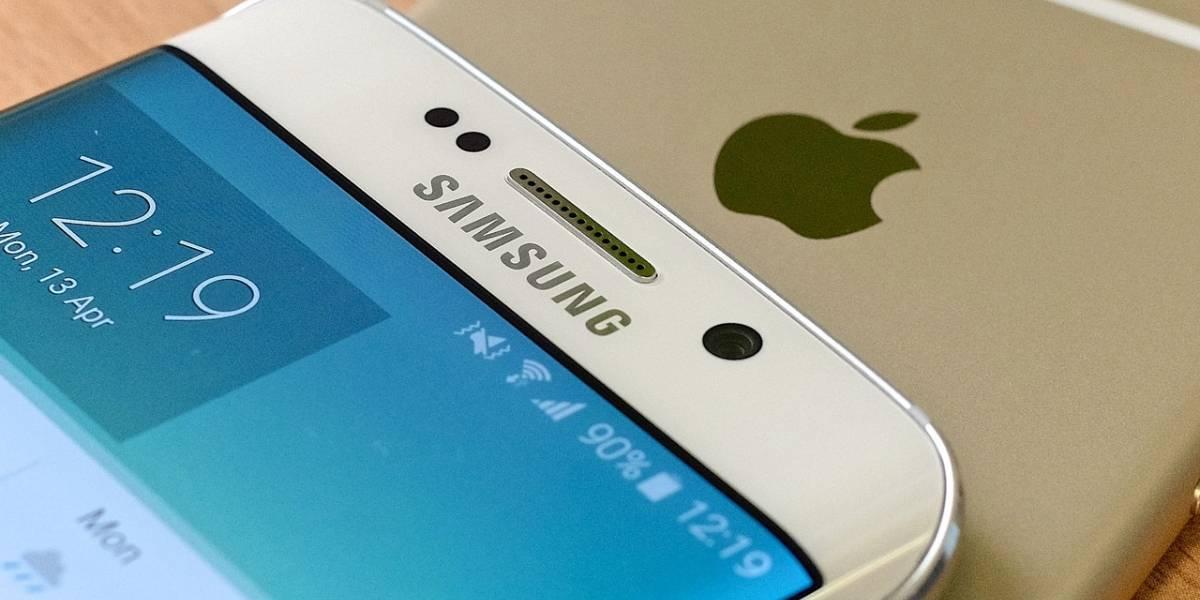Samsung ya estaría fabricando millones de pantallas AMOLED para Apple