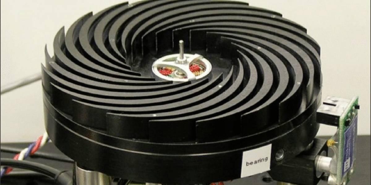 Sandia Cooler: El disipador giratorio para CPU con la mayor eficiencia