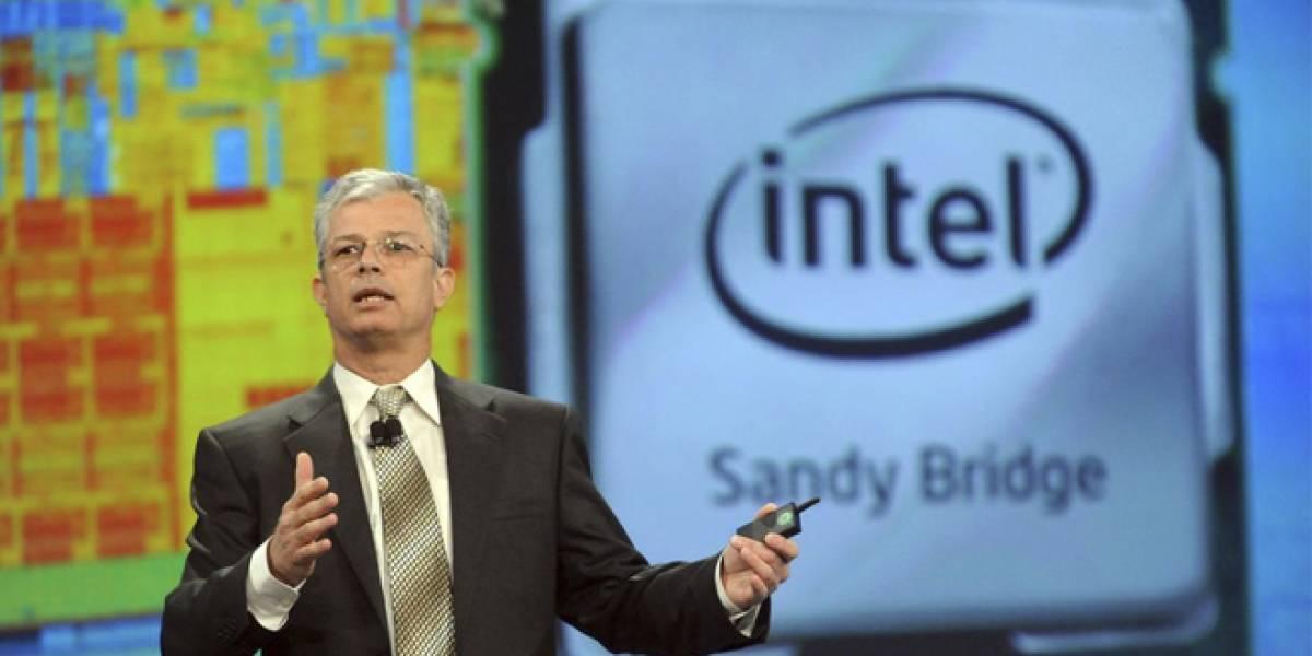Intel lanza dos nuevos procesadores Sandy Bridge