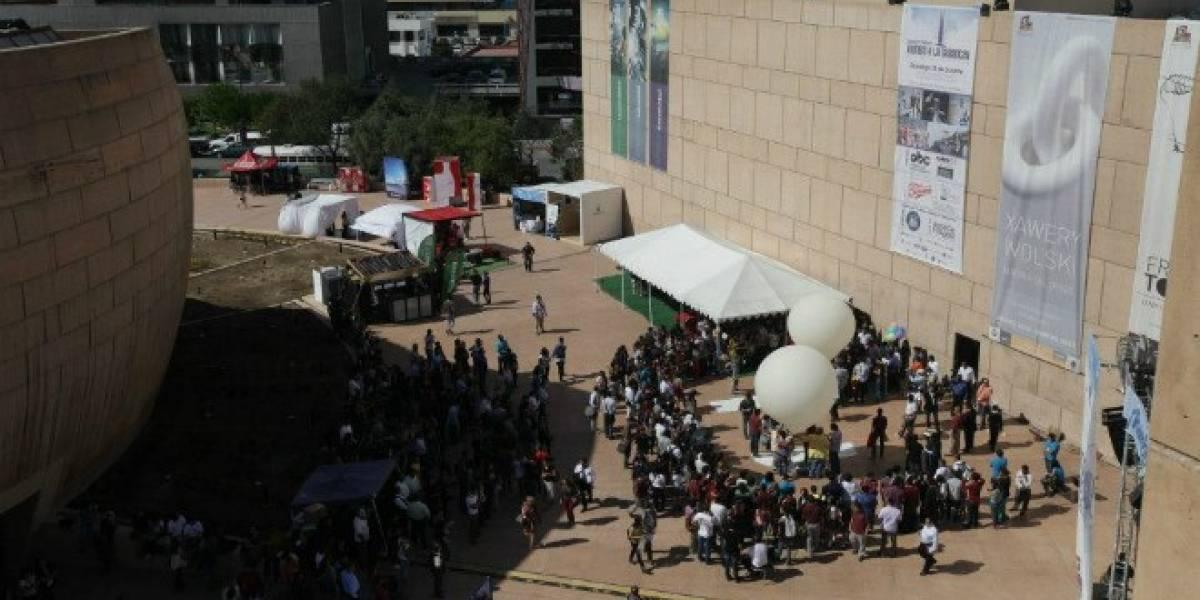 Estudiantes mexicanos lanzan satélites experimentales a la estratosfera