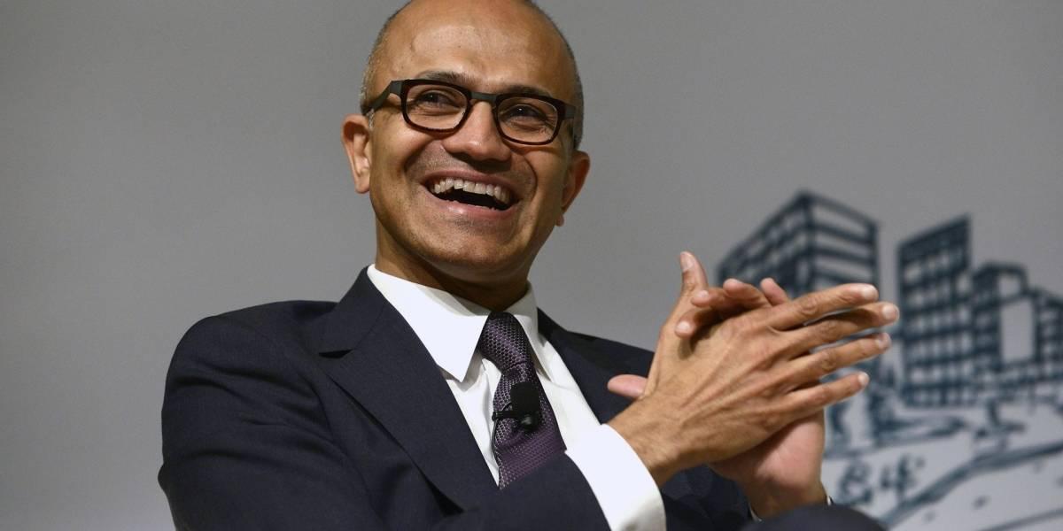 CEO de Microsoft admite que no pueden competir en el mercado de smartphones